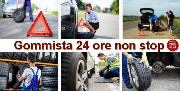 Pronto intervento gomme Milano
